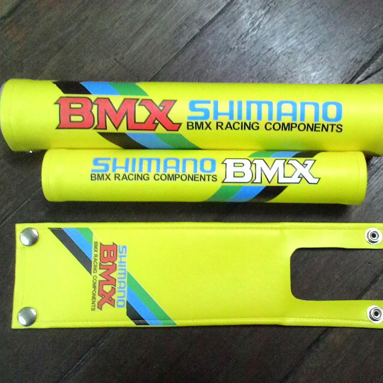 bmx pad set
